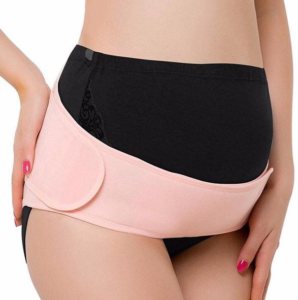 women s maternity pregnancy support belt abdomen belly band